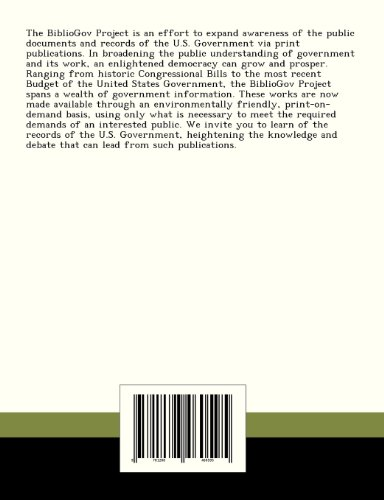 Investigation of Economic Problems: Hearings before the Committee on Finance, United States Senate, Seventy-Second Congress, Second Session, Pursuant to S. Res. 315, 1933 Appendix