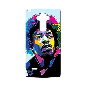 G-STAR Designer Printed Back case cover for LG G4 Stylus - G0960