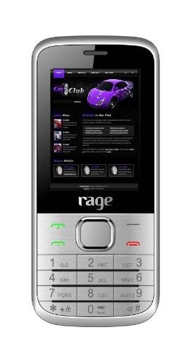 Rage Mobiles spark_silver+black