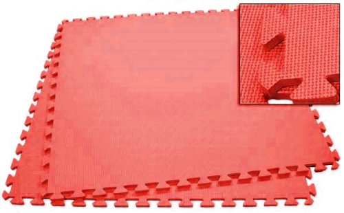 Cheap Wilton 40″ Puzzle Mats Red (B0050C8SCK)