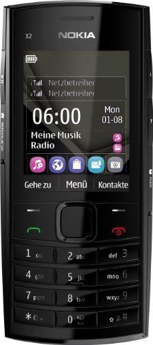 Nokia X2-02 SIM free mobile phone Black Friday & Cyber Monday 2014