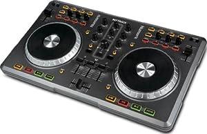 Numark mix track DJ software controller