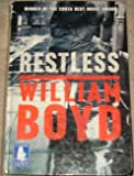 RESTLESS LARGE PRINT WILLIAM BOYD