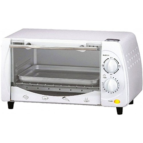 Brentwood 9-Liter (4 Slice) Toaster Oven Broiler (White) - 1 Year Direct Manufacturer Warranty (White Toaster Oven Broiler compare prices)