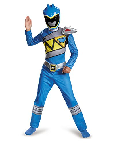 Blue Ranger Dino Charge Power Rangers Classic Costume