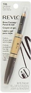 Revlon Brow Fantasy Pencil and Gel, D…