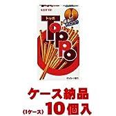 ロッテ Toppo トッポ  (10箱で1セットです。) 伝票名 2フクロ トッポ