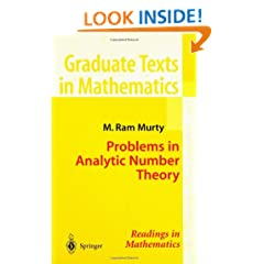 Problems in Analytic Number Theory (Graduate Texts in Mathematics / Readings in Mathematics)