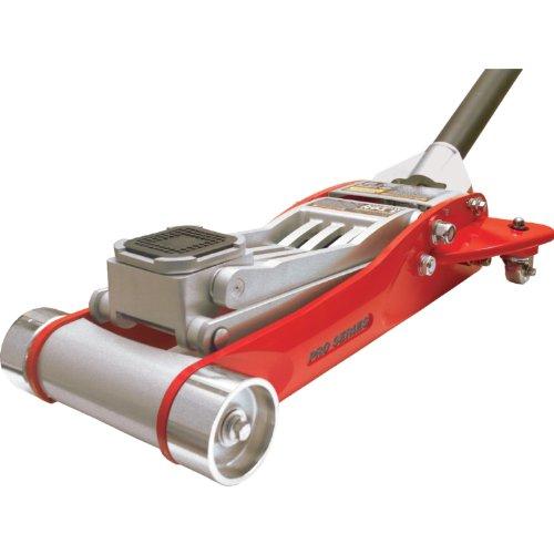 Torin T84032 Aluminum Double Pump Jack - 3 Ton (Aluminum Racing Floor Jack compare prices)