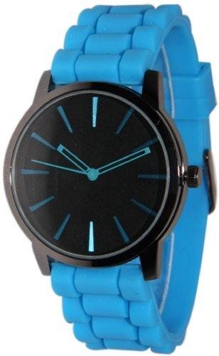 geneva-azul-claro-w-negro-de-silicona-jelly-reloj