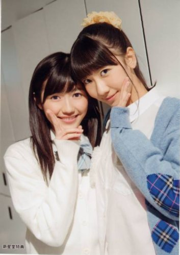 AKB48公式生写真 so long 新星堂 特典生写真 【渡辺麻友 柏木由紀】