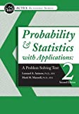 img - for Probability & Statistics with Applications: A Problem Solving Text, 2nd Edition book / textbook / text book