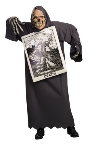 Death Card - Tarot Card Costume