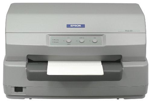Epson PLQ 20/20M Imprimante pour livrets N&B matricielle 245 x 297 mm 24 pin jusqu'à 480 car/sec parallèle, série, USB