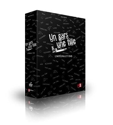 Coffret Un Gars Une Fille l'intégrale 7 DVD [DVD] (2011) Alexandra LAMY