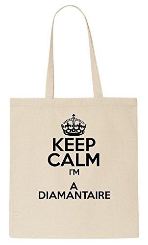 keep-calm-im-a-diamantaire-tote-bag