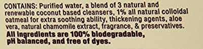 Oster Oatmeal Naturals Shampoo, 18-Ounce