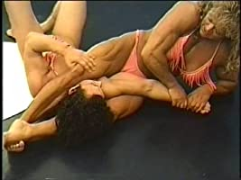 Grappling Glamazons - Karla vs Thea