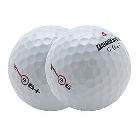Bridgestone E6 Recycled Golf Balls (36 Pack)