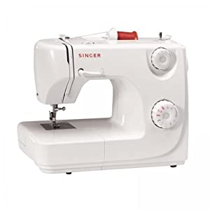 SINGER 1507 8-Stitch Sewing Machine with 4-Step Buttonhole