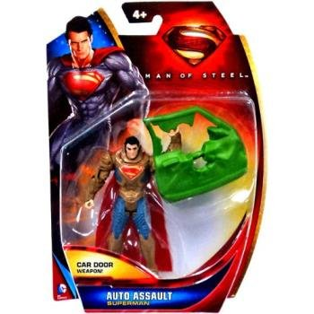 Superman Man of Steel: Krypton Combat Figure