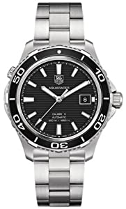 TAG Heuer Mens Aquaracer Stainless Steel Watch WAK2110.BA0830