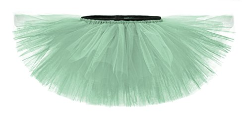 Mint Green Baby Girls Playful Tulle Tutu