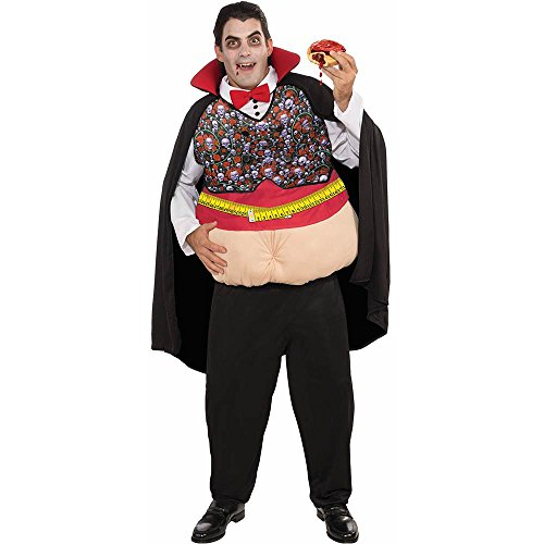Count D'Calories Vampire Adult Costume - Standard