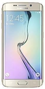 Samsung Galaxy S6 Edge G925F Unlocked Cellphone, 32GB, Gold Platinum
