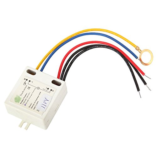 AC 110V 4 Way Dimmer Switch Touch Control Sensor Table Desk Light Parts (Lamp Touch Control Sensor compare prices)
