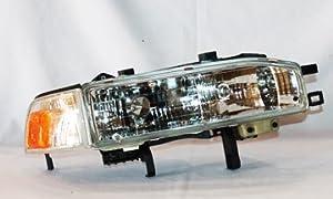 90-91 Honda Accord Headlight Pair