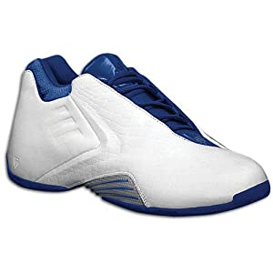 adidas Men's T-MAC 3 ( sz. 08.0, White/Royal )