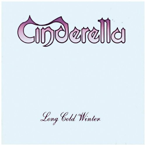 Long Cold Winter by Cinderella (1990) Audio CD