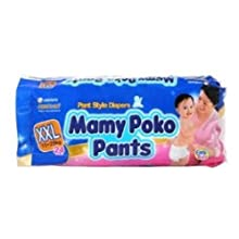 Mamy Poko Pant Style XXL Size Diapers (24 Count)