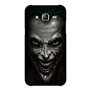 Mad face Multicolor Back Case Cover for Samsung Galaxy J5