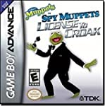 Spy Muppets License to Croak