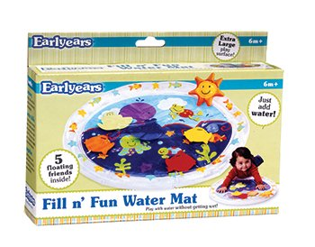 Find Cheap Earlyears Fill n Fun Water Mat Toy
