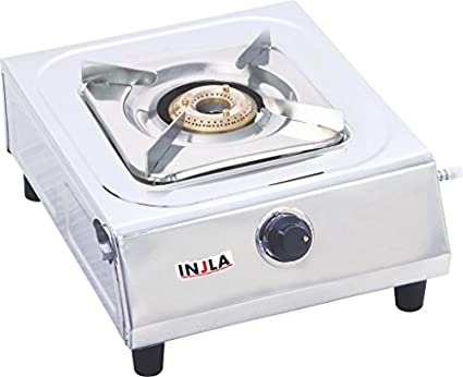 Injla-P-105-Stainless-Steel-Manual-Gas-Cooktop-(1-Burner)