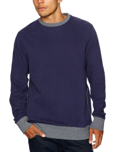 O'Neill O'Riginals Shale Hills Crew Men's Sweatshirt Navy Night Medium