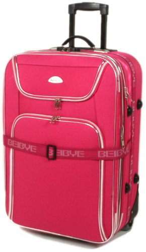 Pink 8006 Trolley Trolleys Koffer Reisekoffer