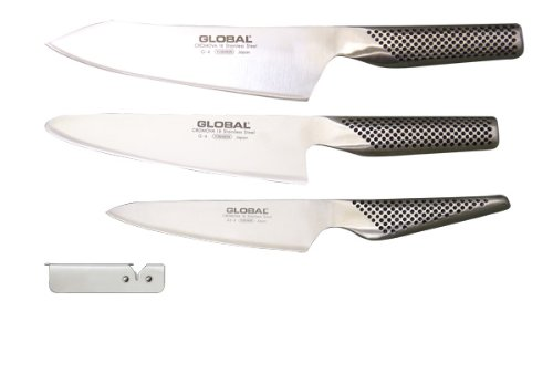 Global H 4 Sets (Culture, Slicer, Petty Knife