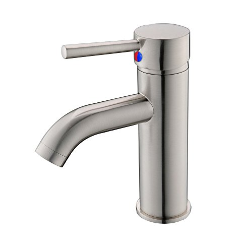 Vccucine super faucets - Stainless steel vessel sinks bathroom ...