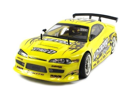 Review Nissan Silvia S15 Electric RC Car 1:10 CT Speed Racing 10+MPH RTR (Colors May Vary)