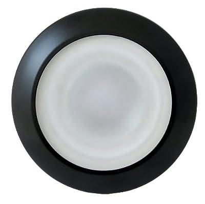 ITC (69235B-9-3K-DB) 6-Inch Corona LED Overhead Light/Screw Mount