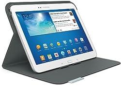 Logitech Folio for 10.1-Inch Samsung Galaxy Tab 3 - Carbon Black