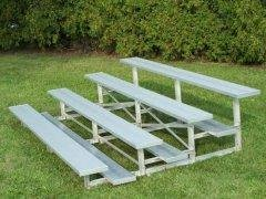 Low Rise Bleacher Standard 4 Row from Ssg / Bsn