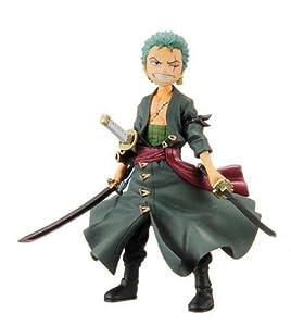 One Piece Half Age Characters Vol. 2 Figur: Lorenor Zorro / Roronoa Zoro 9 cm