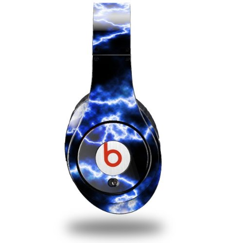 Electrify Blue Decal Style Skin (Fits Original Beats Studio Headphones - Headphones Not Included)