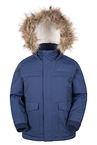 mountain-warehouse-veste-blouson-enfant-chaud-hiver-resistant-eau-samuel-bleu-marine-3-4-ans