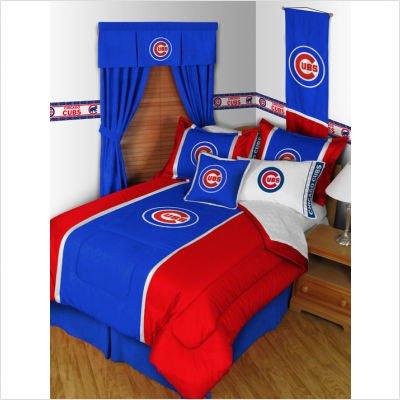 Chicago Cubs MVP Comforter - Twin Bed